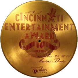 Brother James - 2011 Cincinnati Entertainment Award Winner