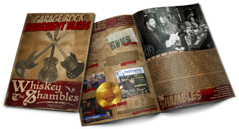 The Whiskey Shambles Electronic Press Kit