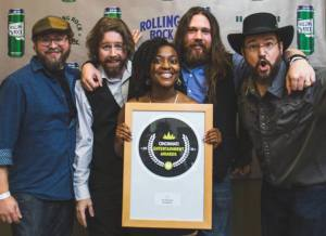 The Whiskey Shambles WIN the 2016 Cincinnati Entertainment Award for Best Blues Act